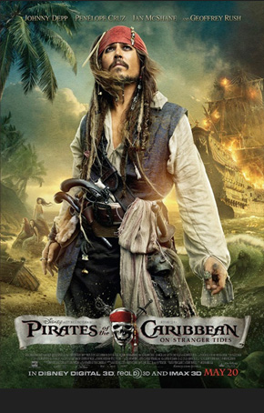 gemma ward pirates of caribbean 4. Pirates of the Caribbean: On