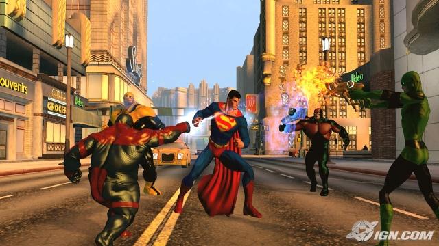 DC Universe Online permits you