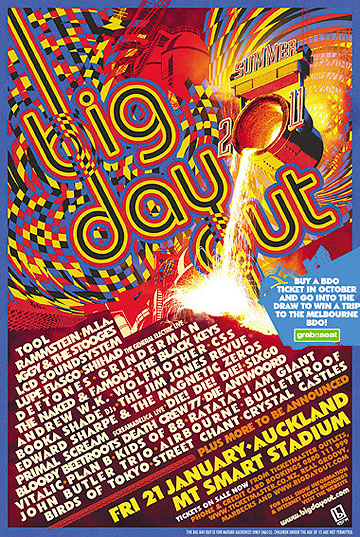 big day out The new sole owners of the big day out (bdo) have confirmed the music festival  will not be held next year although they intend to bring it back.