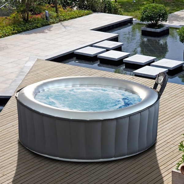 nz dads win a mspa direct silver cloud spa pool worth rrp 799. Black Bedroom Furniture Sets. Home Design Ideas